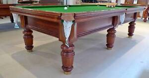 9 foot Heiron & Smith Billiards / Pool Table East Maitland Maitland Area Preview