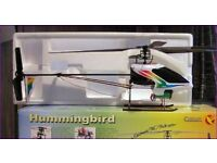 Century Hummingbird v3 RC Helicopter with Century Lightning Controller