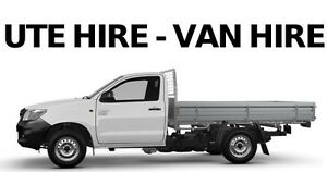 Narre Warren Ute Hire Narre Warren Casey Area Preview
