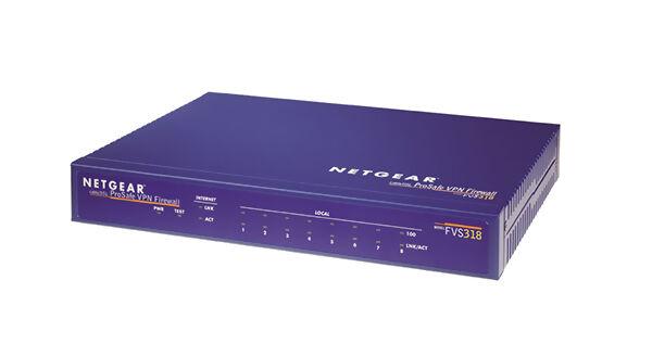 NetGear Prosafe FVS318