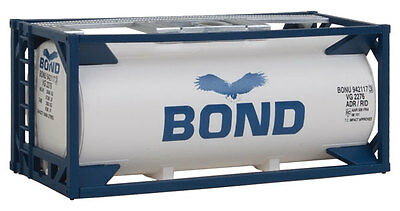 H0 Tankcontainer 20 Fuß Bond -- 8103 NEU