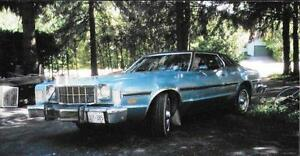 Delightful 1975 Ford Elite 2dr Classic, clean, sound