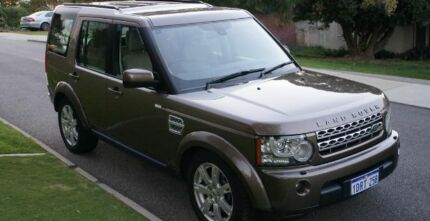 2009 Land Rover Discovery 4 Wagon **12 MONTH WARRANTY**