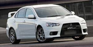 Lancer Evolution X MR