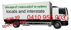 GENUINE REMOVALISTS Ryde Ryde Area Preview