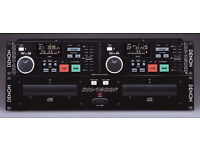 Denon Twin CD player DN-1800f