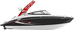 2018 Yamaha 212X in Red For Sale Buy This Weekend & Deduct $1000