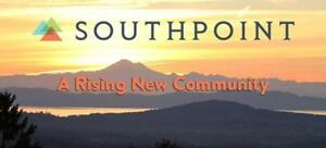 Southpoint -A Rising New Community- Lots for sale! Grand Opening