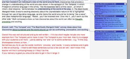 ESSAY MARKING GUIDE - Andrew Roberts Web Site