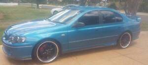 2008 Ford Falcon Sedan Pittsworth Toowoomba Surrounds Preview