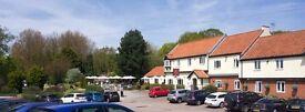 Chef De Partie– Landmark Norfolk Broads Inn - circa £comp per hour,+ Tips