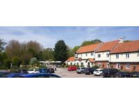 Chef De Partie– Landmark Norfolk Broads Inn - circa £comp per hour,+ Tips