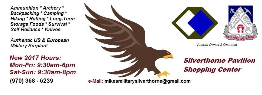 Mikes Military Surplus
