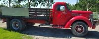 1949 International 5 ton
