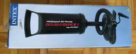 Hi-Output Air Pump Double Quick 1 by Intex
