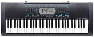 Casio clavier piano CTK-2100 NÉGO