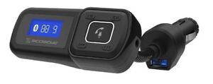SCOSCHE BTFM Bluetooth Handsfree Car Kit with FM Transmitter