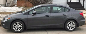 2012 Honda Civic EX Automatic Sedan