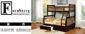 Bunk Bed You'll Love | Kids, Teen, More | 1# DEALS in Montreal