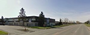 3,000 SQFT WAREHOUSE/SHOP and OFFICE FOR LEASE at NE