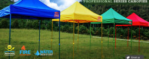 Tente Canopee Pop-Up Canopy Tente personnalise - Custom Tents