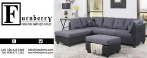 Sectional You'll Love | Comfort in Style |1# DEALS in Vancouver*