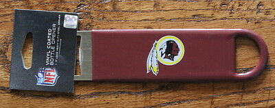 (Washington Redskins Steel Speed Bartender Bottle Opener NFL Football Flat Bar)
