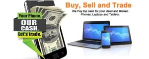 YOUR PHONE OUR $$$MONEY$$$...LET'S DO TRADING!!!!