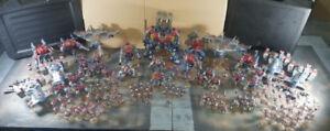 Warhammer 40K Large Tau Army