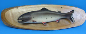 Poisson en Platre / Chalkware Fish