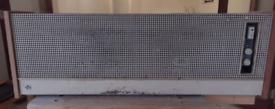DRU calor gas wall heater