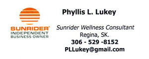 Sunrider Wellness Products
