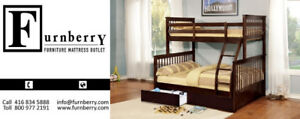 Bunk Bed You'll Love | Kids, Teen, More | 1# DEALS in Ottawa**