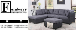 Sectional You'll Love | Comfort in Style | 1# DEAL in Montreal