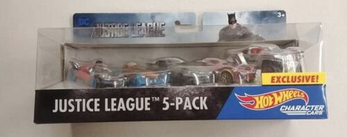Hot Wheels Justice League Toy Vehicle