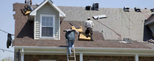 Skilled Re-roofing and Repairs - CALL FOR FREE ESTIMATES