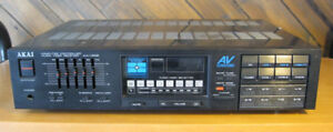 Stereo Receiver Amp with FM Stereo Radio and EQ