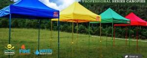 Pop-Up Tents - Custom Tents - Banners - Flags - Table Covers - Custom Mats & much more!
