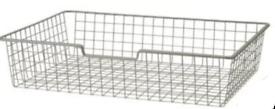 Ikea basket for cupboard storage