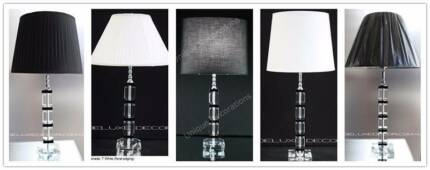 Crystal Table lamp for Christmas Sale UP to 70% off