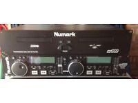 NUMARK MP 302 CD PLAYER