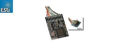 ESU 64616 LokPilot V4.0 M4 Multiprotokoll MM/DCC/SX/M4 PluX12-Schnitt. NEU + OVP online kaufen