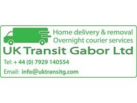Man and Van, delivery and overnight Courier service