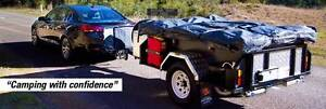 Time to get out of the tent & into a PMX Camper Trailer Perth Perth City Area Preview
