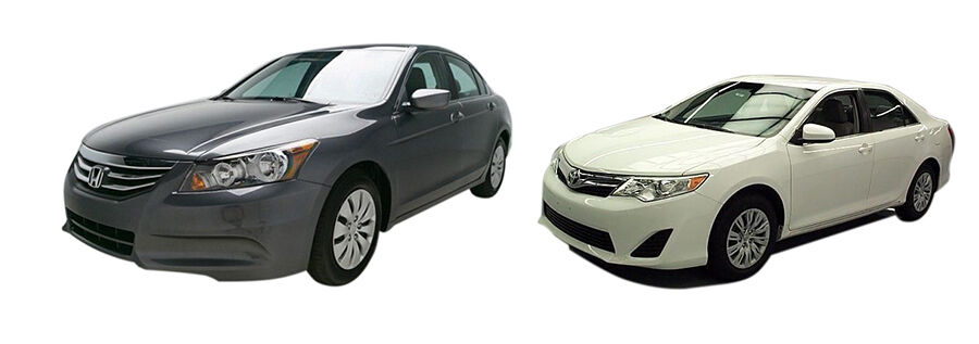 2012 honda accord vs 2012 toyota camry ebay. Black Bedroom Furniture Sets. Home Design Ideas