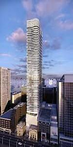Massey Towers Facing Eaton Centre 1+1 bedroom