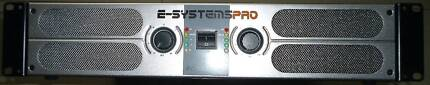 Power amplifier E-SYSTEM PRO Power1000