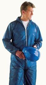 Arco P/Prop Blue XXL Disposable Coveralls
