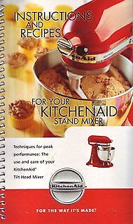 B003PVWQY4 Instructions and Recipes for Your Kitchenaid Stand (Instructions And Recipes For Your Kitchenaid Stand Mixer)