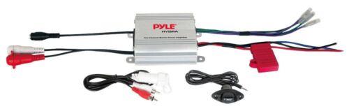 Pyle Hydra Marine Amplifier - Upgraded Elite Series 400 Watt